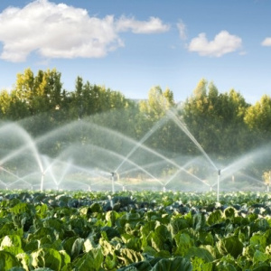 Farm irrigation systems in South Africa