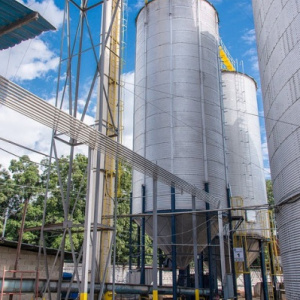 Grain Storage And Milling