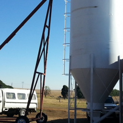 Conveying Augers