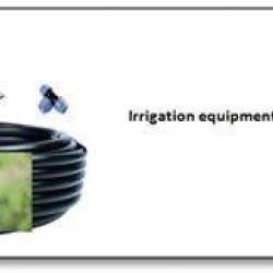Irrigation equipment and supplies