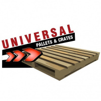 Universal Pallets & Crates